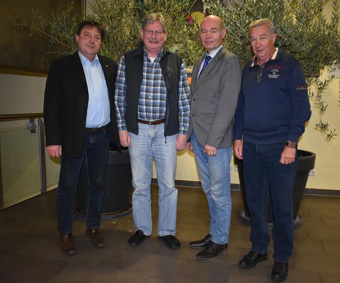 Der Vorstand IDOL e.V. Barleben